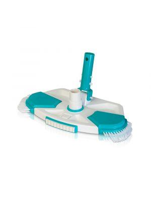 Aspirafango rotante con spazzole laterali per piscina