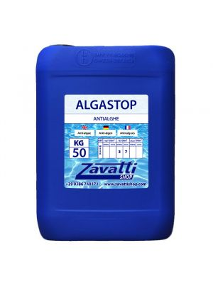 50 Lt Algastop - antialghe liquido per piscina