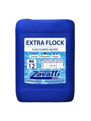 12 Lt ExtraFlock - flocculante liquido per piscina