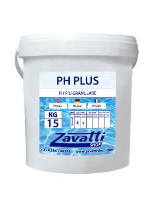15 Kg Ph Plus - elevatore Ph granulare per piscina