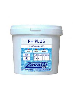 5 Kg Ph Plus - elevatore Ph granulare per piscine