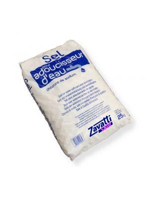Sacco sale IN PASTIGLIE per dolcificatori ed elettrolisi per piscina