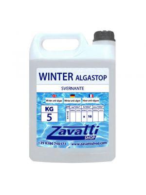 5 Lt Winter Algastop - svernante antialga invernale per piscina