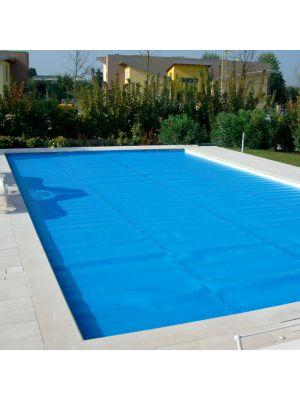 Copertura isotermica per piscina 5 x 10 mt mousse