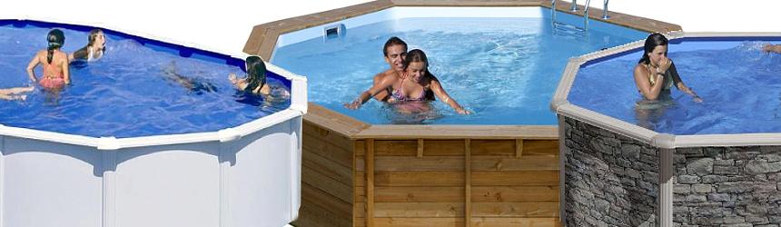 piscine fuoriterra in acciaio