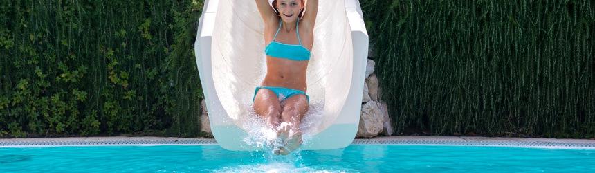 Scivoli per piscina