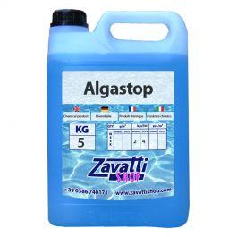 5 lt algastop antialghe liquido per piscina - Antialghe per piscina dosaggio ...