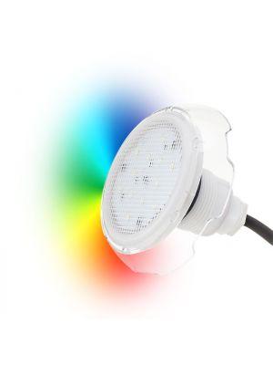 Faro / Lampada / Mini proiettore led RGB Seamaid 36 Led 7W