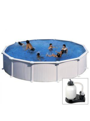 Copertura invernale 4 stagioni ottagonale 7 x 7 m per for Copertura invernale piscina gre