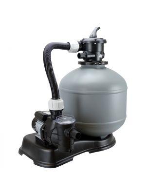 Impianto di filtrazione completo Easysand by Shott 12 MC/H - pompa 0,60 cv