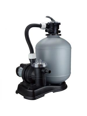 Impianto di filtrazione completo Easysand by Shott 15 MC/H - pompa ad altissime prestazioni