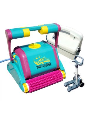 Dolphin Diagnostic 2001 Robot Pulitore Piscina
