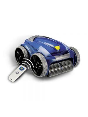 Robot demo showroom Zodiac RV 5500 Vortex 4 Pro 4WD