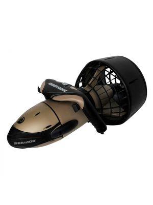 Sea doo seascooter VS Supercharged Plus subaqueo