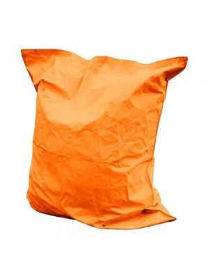 Grande cuscino / pouf da esterno Orange