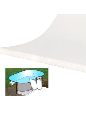 28 ml - Materassino di protezione laterale per piscine Gré da interrare