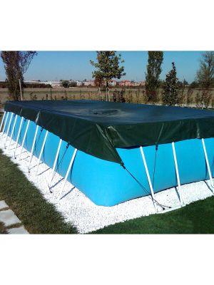 Coperture invernali per piscine fuori terra rigide gre - Saldatura telo pvc piscina ...