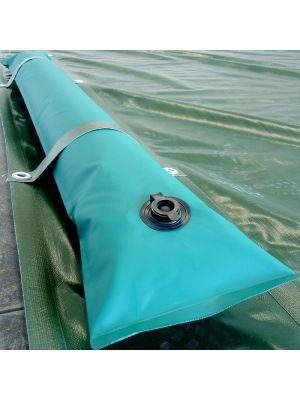 Tubolare Perimetrale Rinforzato in PVC da 2 m per copertura Invernale per piscina