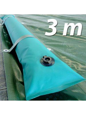 Salsicciotto Perimetrale Rinforzato in PVC da 3 m per copertura Invernale per piscina