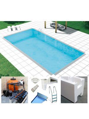 Costruisci la tua piscina con easyblok for Costruisci la tua stanza online