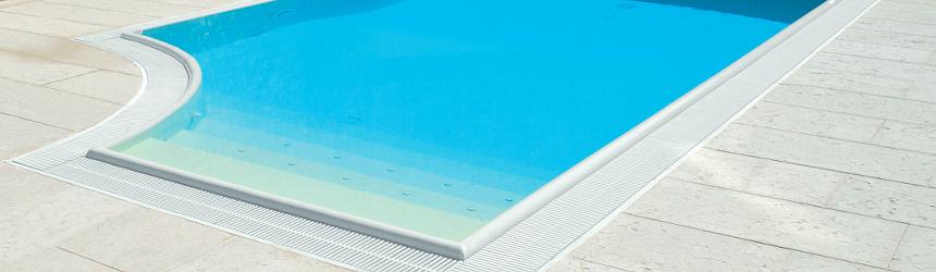 bordi sfioratori carobbio per piscine a sfioro