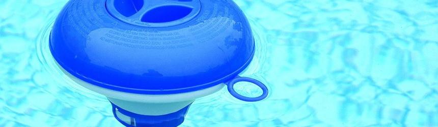 dosatore galleggiante per piscina