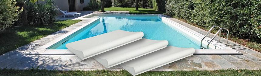 Kit bordi carobbio per piscina