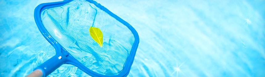 retini per pulizia piscina
