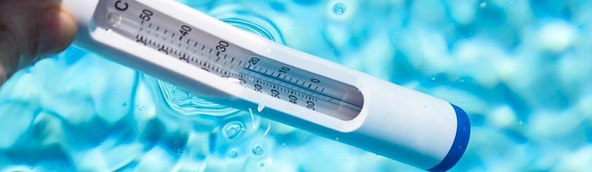 termometro per piscina