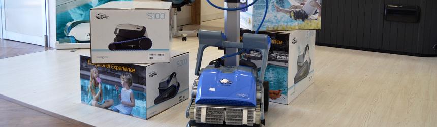 robot pulitore piscina ex demo showroom