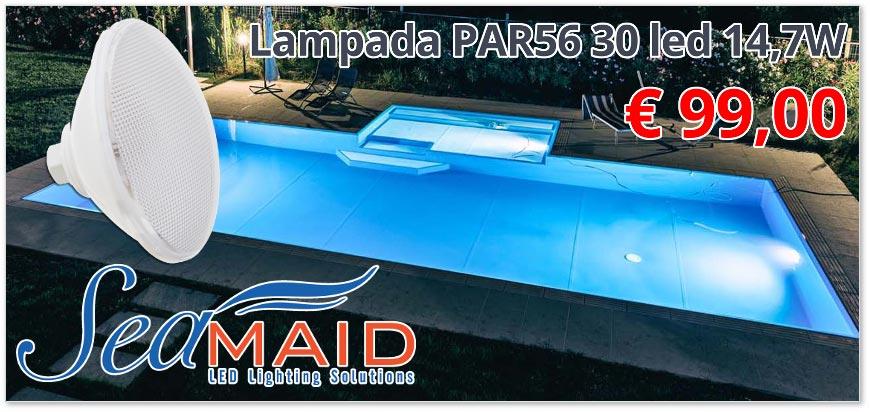 Lampade a led per piscina Seamaid
