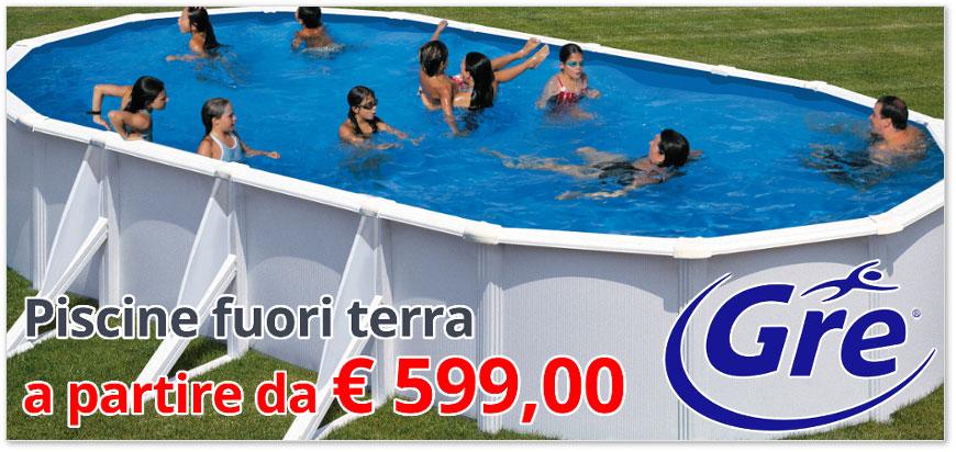 Prodotti e accessori per piscina - Accessori piscina fuori terra ...